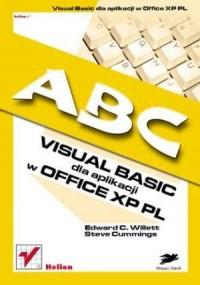 Abc Visual Basica dla aplikacji w Office XP PL - okładka książki