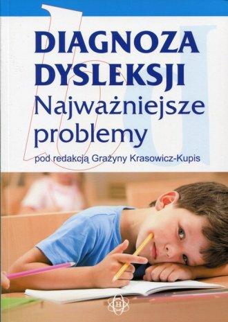 Diagnoza dysleksji. Najważniejsze - okładka książki