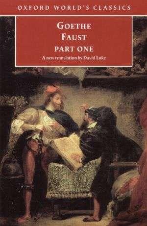 Faust. Part one - okładka książki