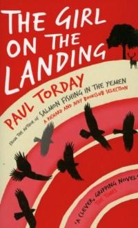 Girl on the Landing - okładka książki