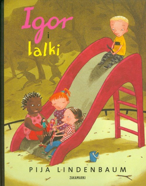 Igor i lalki - okładka książki