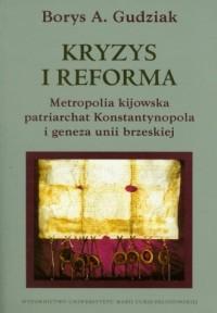 Kryzys i reforma - okładka książki