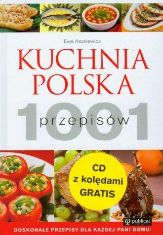 Kuchnia Polska 1001 Przepisów Cd Z Kolędami