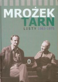 Listy. 1963-1975 - okładka książki