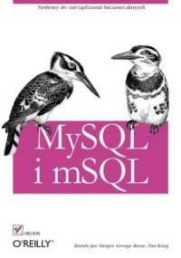 MySQL i mSQL - okładka książki
