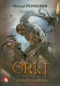 Orki. Odwet orków - okładka książki