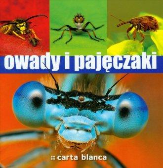 Owady i pajęczaki - okładka książki