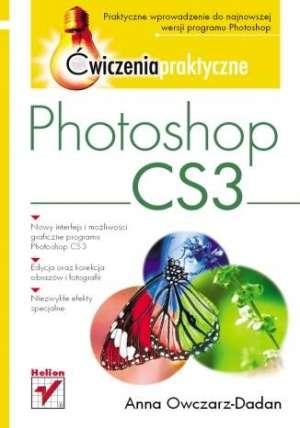 Photoshop CS3. Ćwiczenia praktyczne - okładka książki