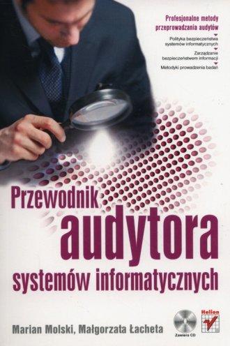 Przewodnik audytora systemów informatycznych - okładka książki