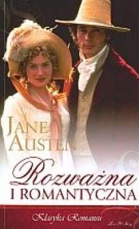 Rozważna i romantyczna - okładka książki