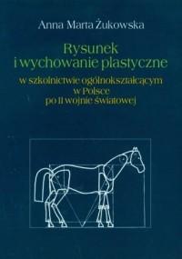 Rysunek i wychowanie plastyczne - okładka książki