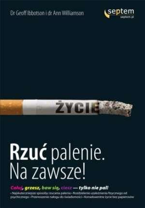 Rzuć palenie na zawsze! - okładka książki