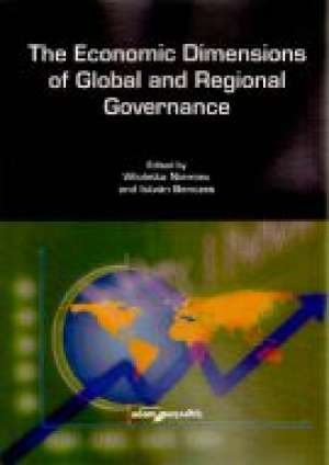 The Economic Dimensions of Global - okładka książki
