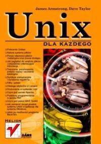 UNIX dla każdego - okładka książki