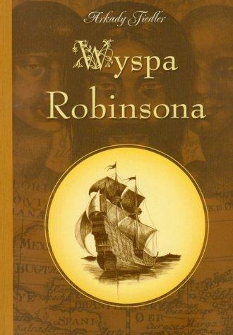 Wyspa Robinsona - okładka książki