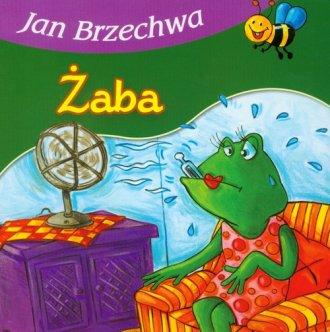 Żaba - okładka książki
