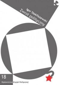 Zwrot polityczny - okładka książki