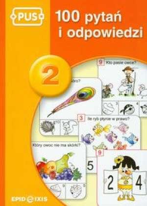 100 pytań i odpowiedzi cz. 2 - okładka książki