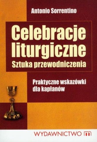 Celebracje liturgiczne. Sztuka - okładka książki