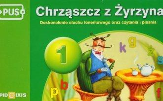 Chrząszcz z Żyrzyna cz. 1. Doskonalenie - okładka książki