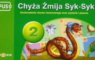 Chyża Żmija Syk-Syk 2 - okładka podręcznika