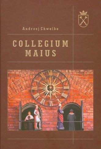 Collegium Maius - okładka książki