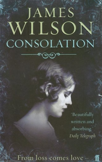 Consolation - okładka książki