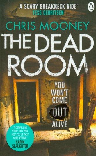 Dead Room - okładka książki