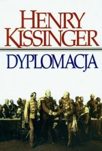 Dyplomacja - Henry Kissinger - okładka książki