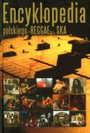 Encyklopedia polskiego reggae i - okładka książki