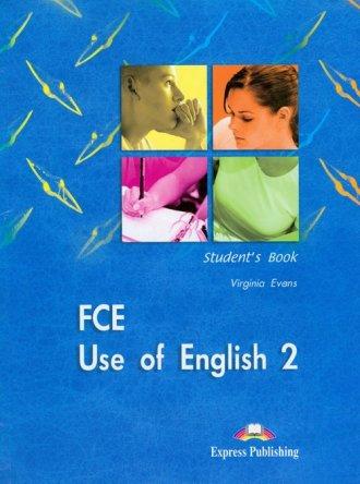FCE. Use of English 2. Students - okładka podręcznika