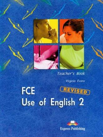 FCE. Use of English 2. Teachers - okładka podręcznika