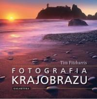 Fotografia krajobrazu - Tim Fitzharris - okładka książki