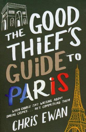 Good Thiefs Guide to Paris - okładka książki