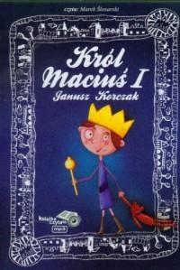 Hról Maciuś I (CD mp3) - pudełko audiobooku