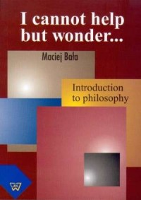 I cannnot help but wonder... - - okładka książki