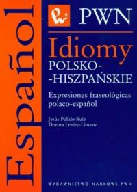 Idiomy polsko-hiszpańskie - Jesus Pulido Ruiz - okładka podręcznika