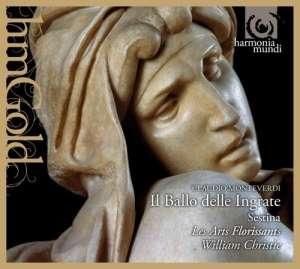 II Ballo Delle Ingrate - okładka płyty