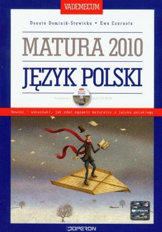 Język polski. Vademecum (+ CD) - okładka podręcznika
