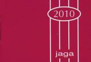 Kalendarz 2010 KL09 Jaga - okładka książki