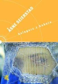 Księgarz z Kabulu - okładka książki