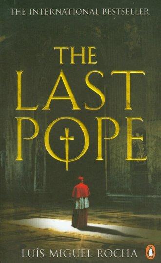 Last Pope - okładka książki