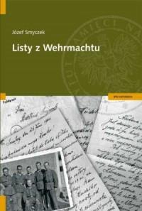 Listy z Wehrmachtu - okładka książki