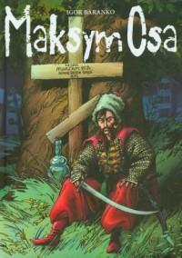 Maksym Osa - Igor Baranko - okładka książki