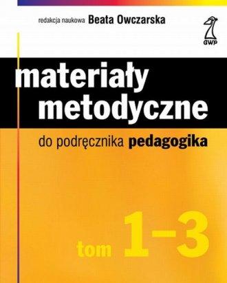 Materiały metodyczne do podręcznika - okładka książki