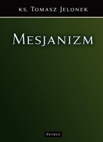 Mesjanizm - okładka książki