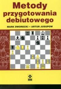 Metody przygotowania debiutowego - okładka książki