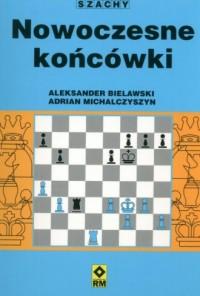 Nowoczesne końcówki Szachy - Aleksander - okładka książki