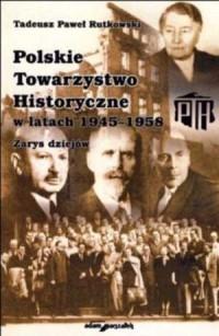 Polskie Towarzystwo Historyczne - okładka książki