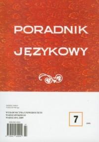 Poradnik językowy 72009 - Wydawnictwo Wydawnictwa Uniwersytetu Warszawskiego - okładka książki